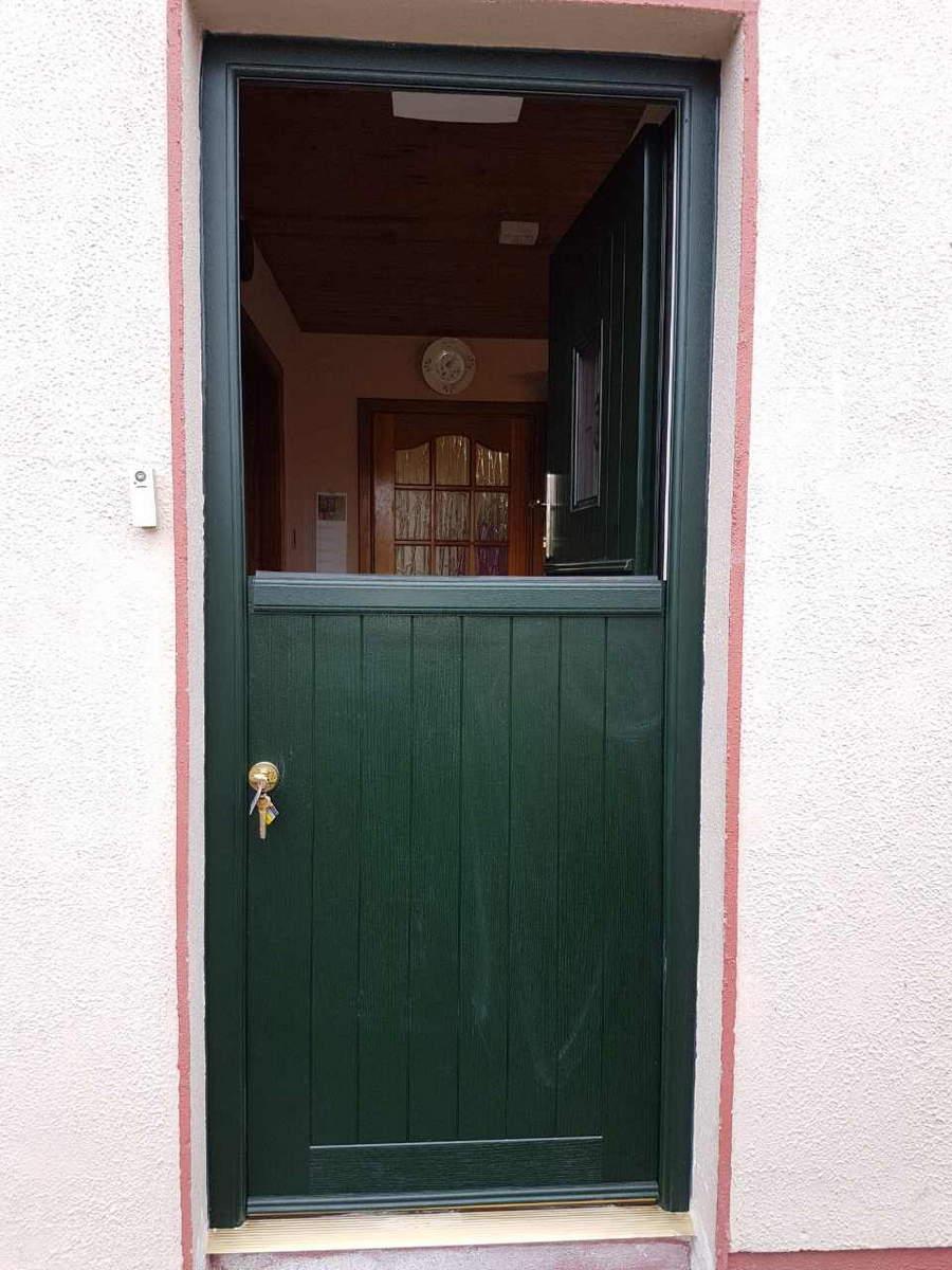 Stable Composite Doors - Mahon Windows